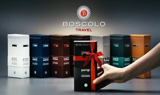BOSCOLO GIFT, un regalo di classe