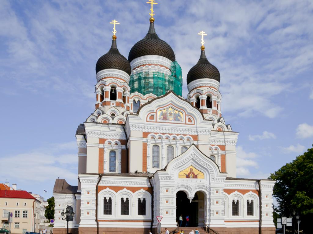 Capitali Baltiche a capodanno 2