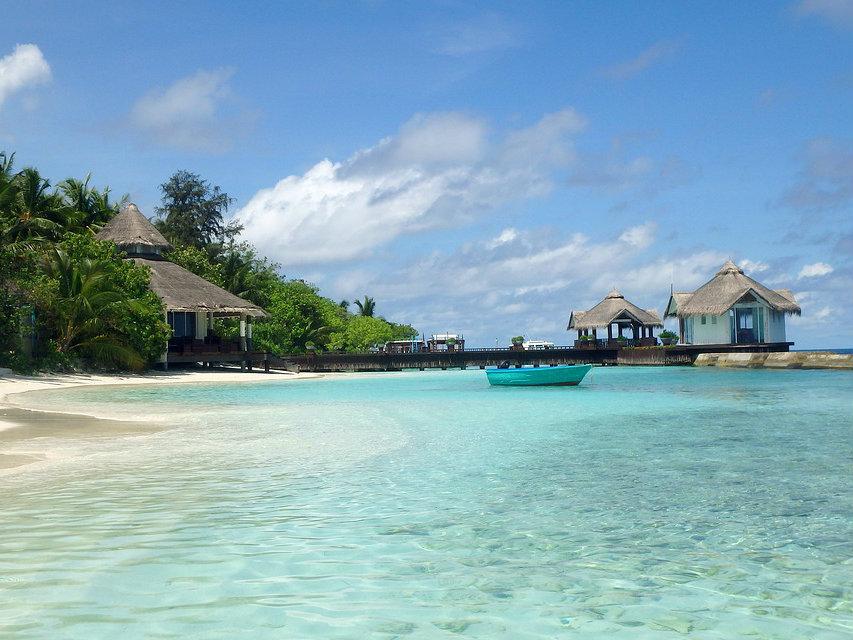 Maldive atollo di Ari 2